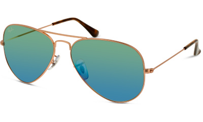 Lunettes de soleil Ray Ban 3025 9020C4 METALLIC LIGHT BRONZE