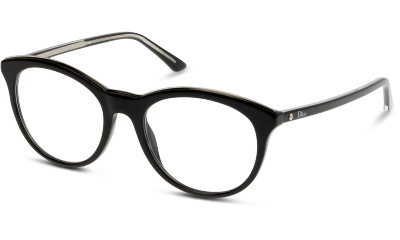 Lunettes de vue Dior MONTAIGNE41 VSW BLACK CRY