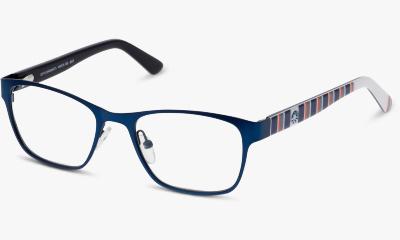 Lunettes de vue In Style ISEK06 CW NAVY--BLUE--WHITE