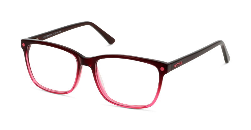 Lunettes de vue In Style ISEF06 RP RED--PINK