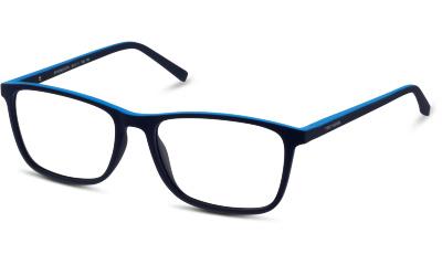 Lunettes de vue MIKI NINN MNEM12 CL NAVY--BLUE--BLUE