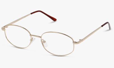 Lunettes de vue The One TOCF09 DN BROWN