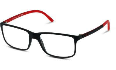 Lunettes de vue Polo Ralph Lauren 2126 5504 MATTE BLACK