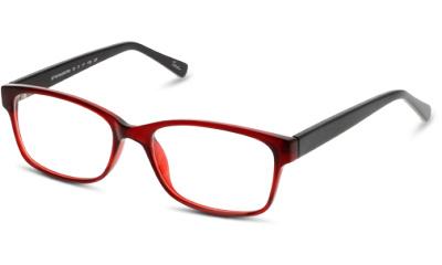 Lunettes de vue Collection Grandoptical GOEF12 RB RED--BLACK