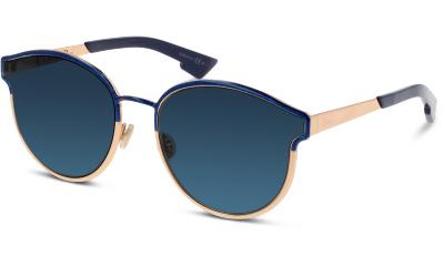 Lunettes de soleil Dior DIORSYMMETRIC NUM MRBL BLUE