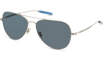 Lunettes de soleil Paul Smith 0PM4078S 5063/R8 BRUSHED SILVER