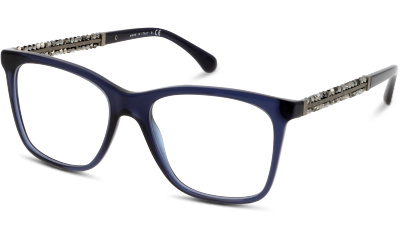 Lunettes de vue Chanel 3362B 1598 TRANSPARENT BLUE VENDOME