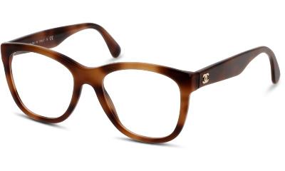 Lunettes de vue Chanel 3360 1575 HAVANA SOFT BROWN