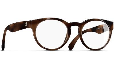 Lunettes de vue Chanel 3359 1575 HAVANA SOFT BROWN
