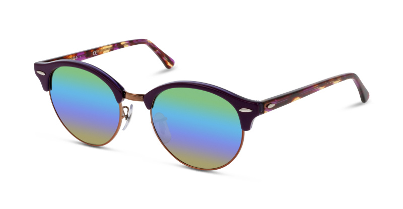 Lunettes de soleil Ray Ban New & 4246 1221C3 METALLIC MEDIUM BRONZE