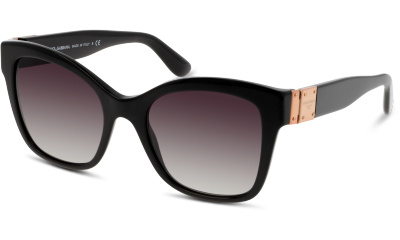 Lunettes de soleil Dolce & Gabbana 4309 501 BLACK