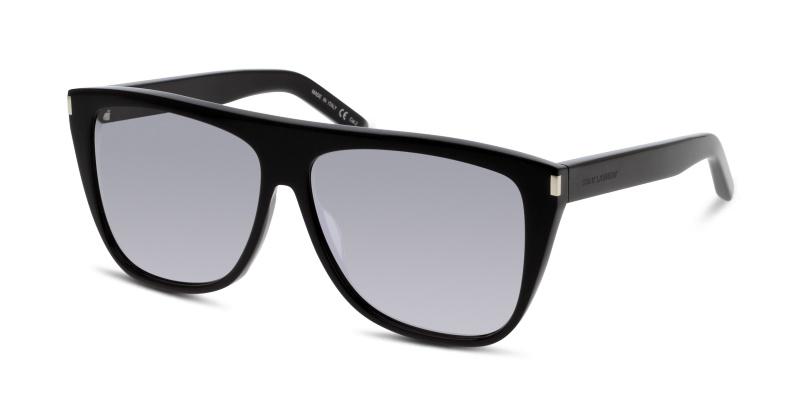 SL 1 008 BLACK-BLACK-SILVER