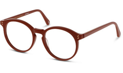 Lunettes de vue Stella Mc Cartney SC0059O 005 RED-RED-TRANSPARENT