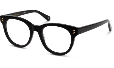 Lunettes de vue Stella Mc Cartney SC0082O 001 BLACK-BLACK-TRANSPARENT