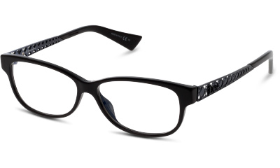 Lunettes de vue Dior DIORAMAO5 807 BLACK