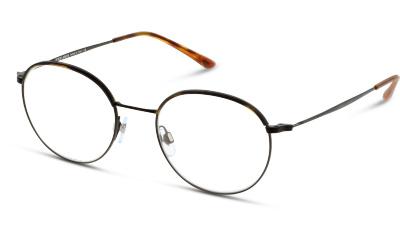 Lunettes de vue Giorgio Armani 5070J 3001 YELLOW HAVANA/MATTE BLACK