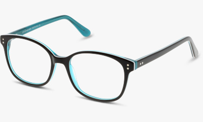 Lunettes de vue In Style ISFT01 BC BLACK - NAVY BLUE
