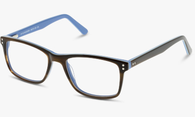Lunettes de vue In Style ISFT02 HC HAVANA - NAVY BLUE