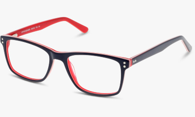 Lunettes de vue In Style ISFT02 CR BLACK - RED