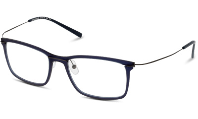 Lunettes de vue LIGHT FLY LFFM04 CG NAVY BLUE - GREY
