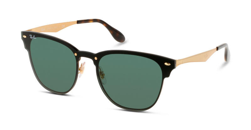 Lunettes de soleil Ray Ban 0RB3576N 043 GOLD STRIPED