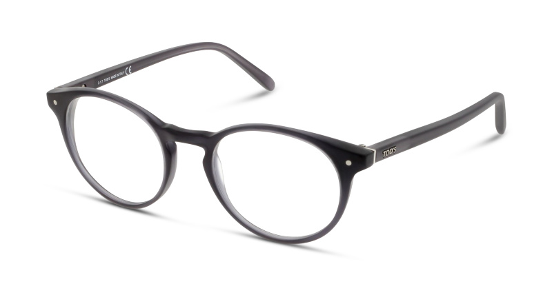 Lunettes de vue Tod's TO5073 053 GREY/OTHER