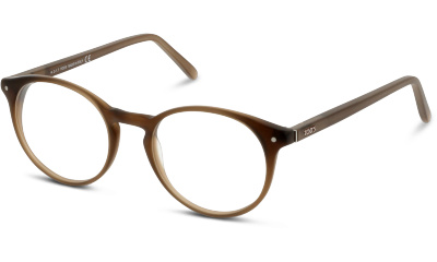 Lunettes de vue Tod's TO5073 054 DARK BROWN/OTHER