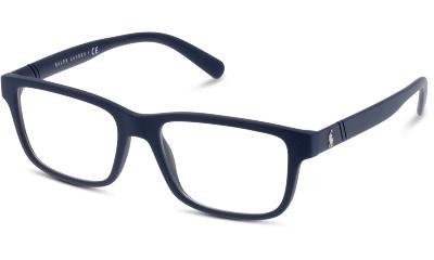 Lunettes de vue Polo Ralph Lauren 2176 5620 MATTE BLUE