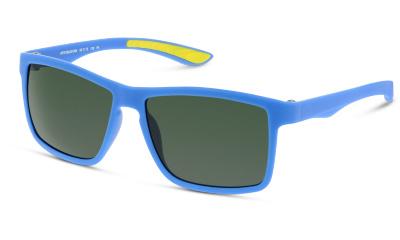 Lunettes de soleil Solaris PAFM04 CY NAVY BLUE--YELLOW