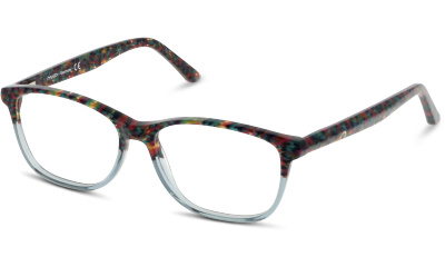 Lunettes de vue OWP 2162 100 TURQUOISE-ROSEWOOD