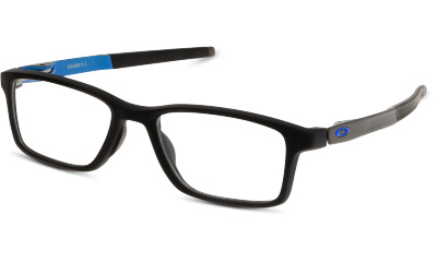 Lunettes de vue Oakley 8112 811204 SATIN BLACK