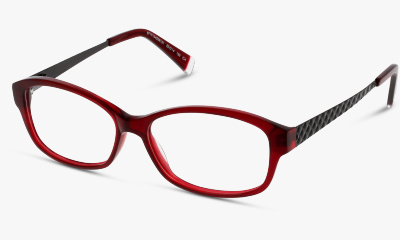Lunettes de vue Charm'S By I'Switch SWFF02 RB RED - BLACK