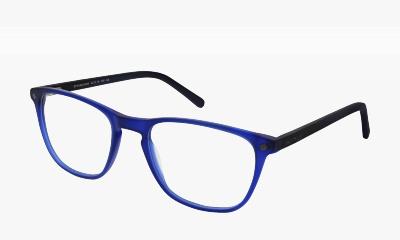 Lunettes de vue In Style ISFM14 CB NAVY BLUE - BLACK