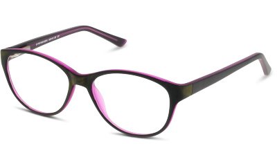 Lunettes de vue Collection Grandoptical GOFT08 BV BLACK - VIOLET