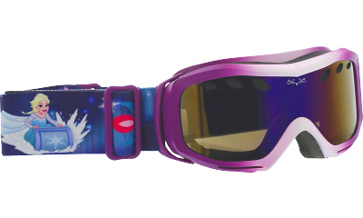 Masque de ski Demetz DPMASK002 C68 VIOLET