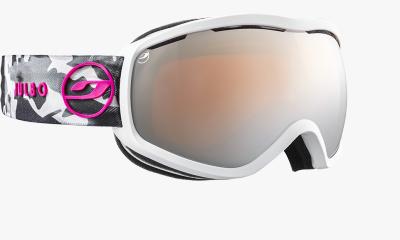 Lunettes de soleil Julbo Masque de ski EQUINOX OTG 10 BLANC MARBRURE