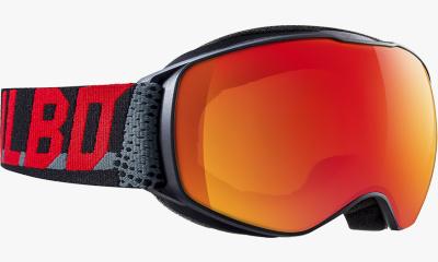 Lunettes de soleil Julbo Masque de ski ECHO 21 NOIR / GRIS / ROUGE