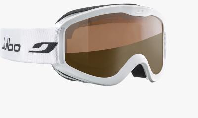 Lunettes de soleil Julbo Masque de ski PROTON OTG 11 BLANC BRILLANT