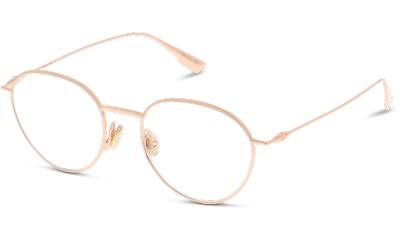 Lunettes de vue Dior DIORSTELLAIREO2 DDB GOLD COPP