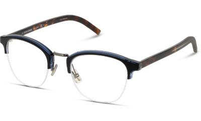 Lunettes de vue Dior BLACKTIE241 9N7 BLUE BLCK