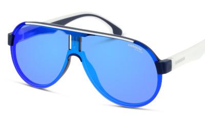 Lunettes de soleil Carrera CARRERA 1008/S RCT MATT BLUE