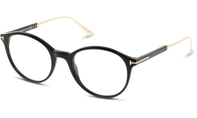 Lunettes de vue Tom Ford FT5485 001 SHINY BLACK