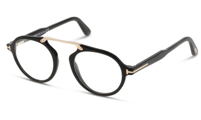 Lunettes de vue Tom Ford FT5494 001 SHINY BLACK