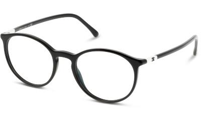Lunettes de vue Chanel 3372 1026 BLACK