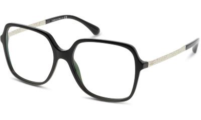 Lunettes de vue Chanel 3367 C501 BLACK