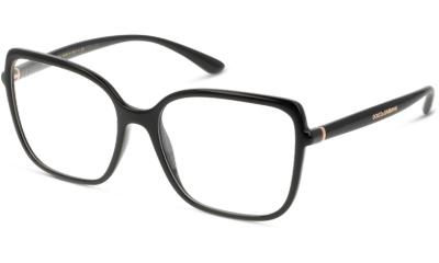 Lunettes de vue Dolce & Gabbana 5028 501 BLACK