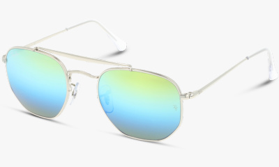 Lunettes de soleil Ray Ban New & 3648 3 SILVER