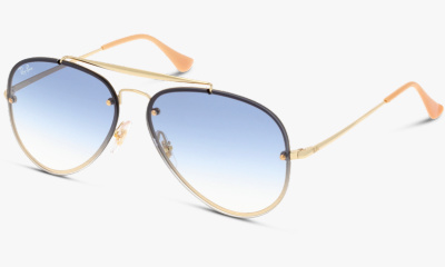 Lunettes de soleil Ray Ban New & 3584N 1 GOLD