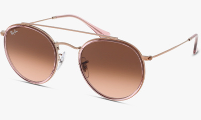 Lunettes de soleil Ray Ban New & 3647N 9069A5 PINK