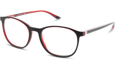 Lunettes de vue Starck 0SH3045 0005 RED BLACK